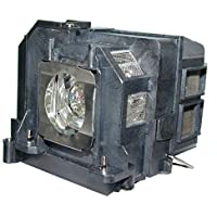 Aurabeam economia Epson ELPLP71lampada di ricambio per proiettore con