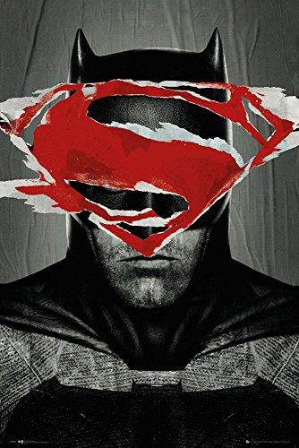 empireposter Batman v Superman - Dawn of Justice BatmanTeaser - Größe (cm), ca. 61x91,5 - Poster, NEU -