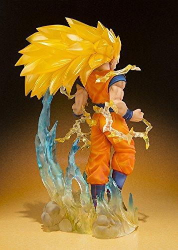 Bandai - Figurine Dragon Ball Z - Son Gokou Super Saiyan 3 Figuarts Zero - 4549660038054 3