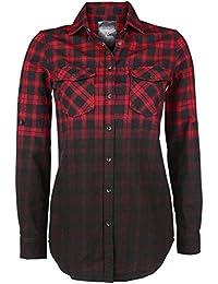 Hard Decisions Camisa camuflaje Black Premium by EMP KmhtHU4wjP