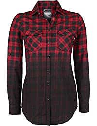 Hard Decisions Camisa camuflaje Black Premium by EMP
