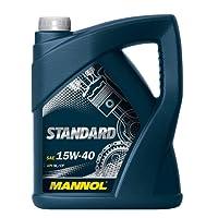 MANNOL 16214000000 moteur standard 15W40 sL/cF, 5 l pas cher