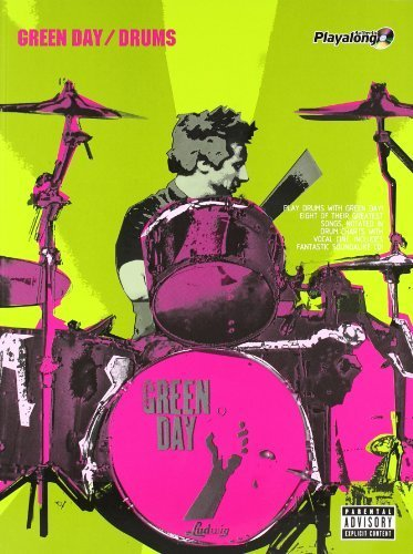 Green Day: Authentic Drums Playalong (Drums/CD) by Green Day (2006-07-01)