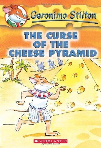 The Curse of the Cheese Pyramid (Geronimo Stilton, No. 2) by Stilton, Geronimo (2004) Paperback
