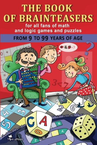 The Book of Brainteasers Cover Image
