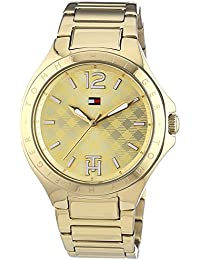 Tommy Hilfiger Damen-Armbanduhr Averil Casual Sport Analog Quarz 1781385