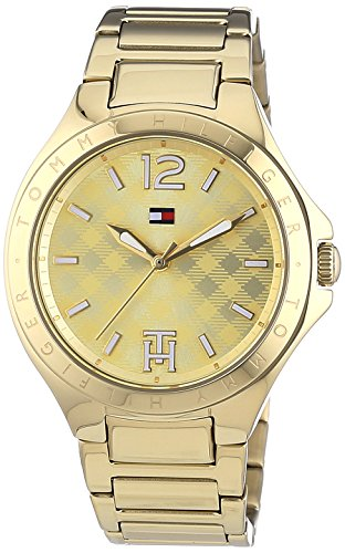 Tommy Hilfiger Damen-Armbanduhr Averil Casual Sport Analog Quarz 1781385