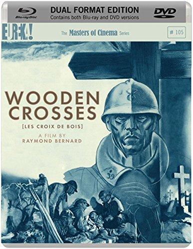Bild von Wooden Crosses [Les Croix de Bois] (1932) [Masters of Cinema] Dual Format (Blu-ray & DVD) [UK Import]