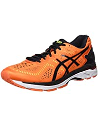 Asics - Gel Kayano 23, color flame, talla UK-11