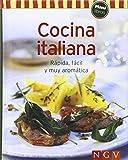 Cocina italiana: Rápida, fácil y muy aromática