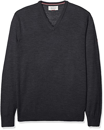 Dale of Norway Herren Harald Sweater Dark Grey Mele