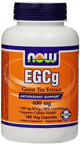 EGCg, Green Tea Extract, 400mg, 180 Vcaps