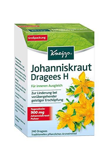 Kneipp Johanniskraut Dragees H er PackOhne Pfand
