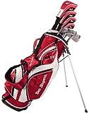 Ben Sayers Men's M11 Golf Package Set Graphite/ Steel - (Red/white, Regular, Complete Set, Right Hand)