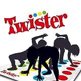 Twister Gioco, Family Floor Twister Bambini Gaming Pad, Giochi di abilità Divertenti per Bambini e Adulti