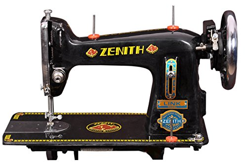 Zenith Link Model Sewing Machine Top New