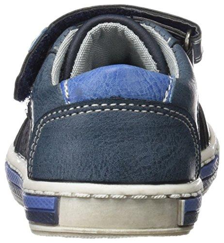 Conguitos  HVS13808, Chaussures souple pour bébé (garçon) bleu Bleu