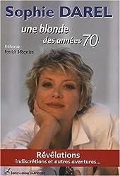 Une blonde des années 70
