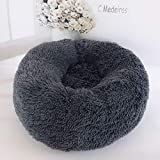 Dastrues Dog Bed Dog Bed Cat Bed Pet Beds for Cats Pet Bed, Pet Beds for Cats, Pet Beds for Dogs Cat Pet Dog Cat Calming Bed Round Nest Warm Soft Plush Comfortable for Sleeping Winter