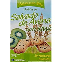 GALLETA AVENA + KIWI 250 gr