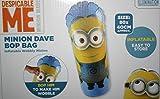 Hinchable Despicable Me Minion caja bolsa para Dave o de Kevin 3D juguetes para interior y exterior