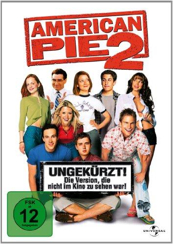 Universal Pictures Germany GmbH American Pie 2 (Ungekürzt)