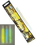 Varita luminosa- luz quimica Mil-Tec Powder 48 horas amarilla