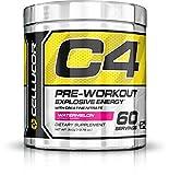 Cellucor C4 G4 - Pre-Workout-Pulver mit Creatin - Wassermelone - 60 Portionen