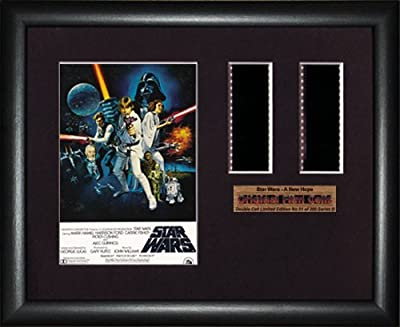Star Wars – A New Hope – Série B – Fcd Cadre double photo (BD)