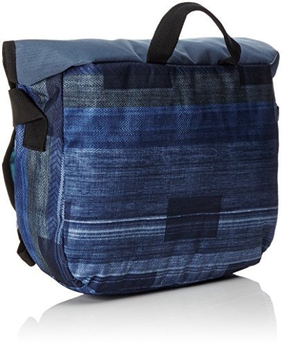 Chiemsee - Messenger Medium, Borsa a tracolla Unisex - Adulto Blau (Keen Blue)