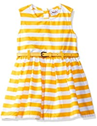 Donuts by Unlimited Baby Girls' A-line Knee-long Dress