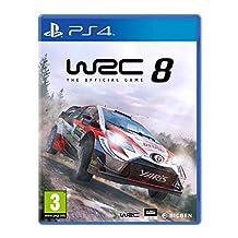 WRC 8 PS4 Oyun PlayStation 4