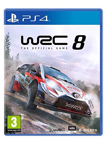 WRC 8 - PlayStation 4 - PlayStation 4 [Edizione: Regno Unito]
