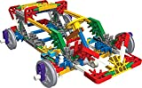 K'NEX Education Intro to Simple Machines Wheels, Axles and Inclined Planes Set for Ages 8+ Engineering Educational Toy, 221 Pieces