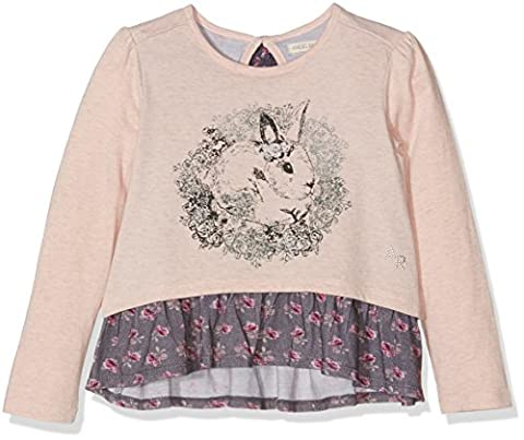 Angel & Rocket Trixie, T-Shirt Fille, Rose (Pink), 7 Ans