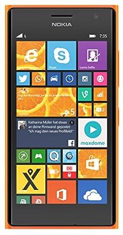 Nokia Lumia 735 ohne Vertrag orange