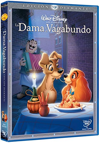 La Dama y el Vagabundo (Edición diamante)[DVD]