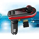 TOPmountain Dual-USB-FM-Musik-MP3-Player-SD-Karte LCD-Display Auto Car Kit Ladegerät Adapter