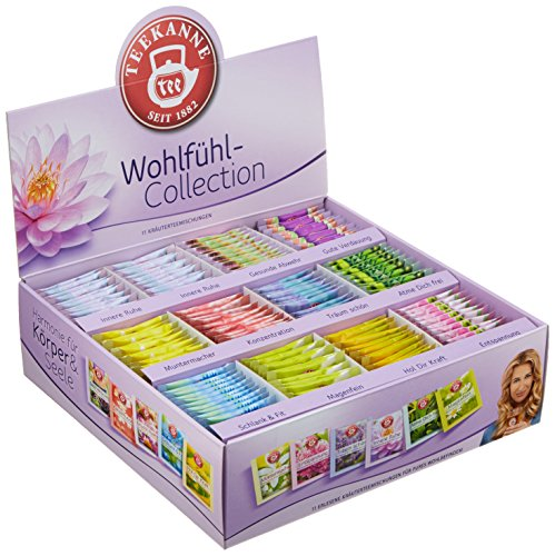Teekanne Wohlfühl-Collection Box, 1er Pack (1 x 356 g)
