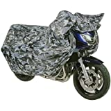 YAMAHA TRICITY 125 Oxford Motorcycle Cover Waterproof Motorbike Camouflage Camo