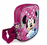 Star Licensing Disney Minnie Borsa Messenger, 20 cm, Multicolore