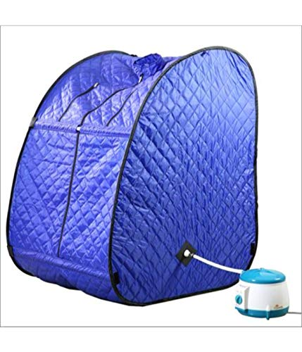 Naman Trading Co Perfect Portable Sauna Steam Bath with 30 Minute Timer