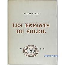 Les enfants du soleil - texte français de georges daniel - collection tnp 1963