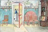 POSTERLOUNGE Impression sur Verre Acrylique 180 x 120 cm: Old Anna de Carl Larsson/Bridgeman Images