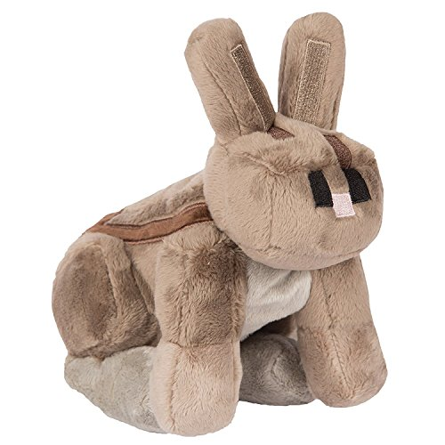 "Rabbit Plush - Minecraft - 20cm 8"""