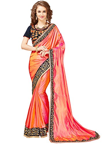 Glory Sarees Silk Saree (Mb578_Pink)