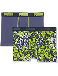 Puma Men's Hipsters Pack Of 2