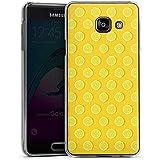 Samsung Galaxy A3 (2016) Housse Étui Protection Coque Citrons Été Fruits