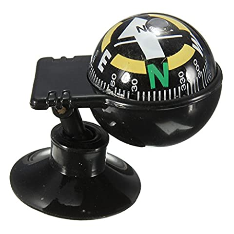 Neuf Boussole Compass Flottant Magnétique Navigation Boule 30mm Voiture Marine