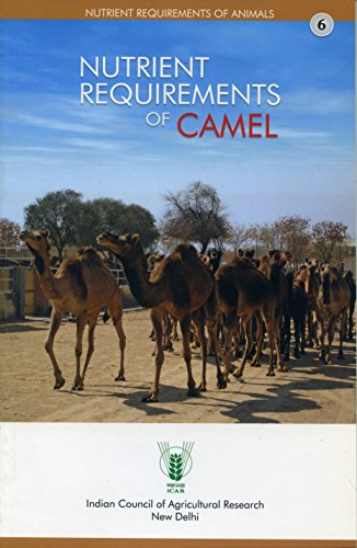 Nutrient Requirements of Camel (PB) [Paperback] [Jan 01, 2017] ICAR [Paperback] [Jan 01, 2017] ICAR -